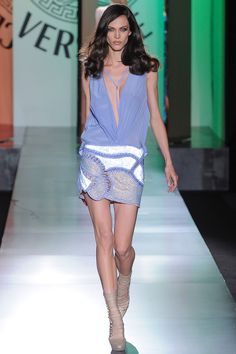 Versace Versace Versace Versace Fall 2012 Couture - Review - Collections - Vogue