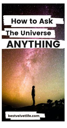 Law of attraction and asking the universe for what you want.  Manifest the life you want.  Get what you want in life. #lawofattraction #asktheuniverse #manifestwhatyouwant The Life, Life Is Good, Yoga To Relieve Stress, Release Stress, Get What You Want, Stress And Anxiety, You Really, Live For Yourself, Law Of Attraction