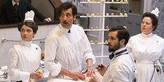 The Knick-one of my favorite shows on TV right now.