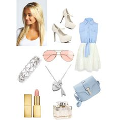 """""""girly:)"""" by sophstar2000 on Polyvore"""