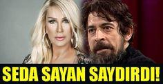 Star TV'de Evleneceksen Gel programının sonuculuğunu yapan Seda Sayan'ı Okan Bayülgen Dada Dandinista da her hafta eleştiriyordu. Bu duruma dayanamayan