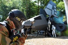 Star Wars and Paintball