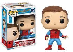 Funko pop. Spider-Man. Unmasked. Exclusive