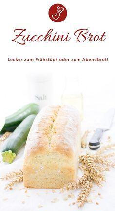 Bread Recipes, Zucchini Recipes: This zucchini bread recipe is easy! Goes well with sweet or savory sandwiches. We think it is a sandwich bread or a toast. Zucchini Bread Recipes, Paleo Bread, Bread Baking, Paleo Recipes, Paleo Diet, Sandwich Vegan, Sandwich Recipes, Zucchini Relish, Cake Vegan