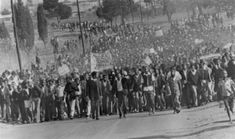 A short history of the riots against new education laws that turned into a mass collective rejection of apartheid South Africa by thousands of working class black youths. World War Ii, South Africa, Dolores Park, Street View, History, Sick, Notebook, Mood, Play