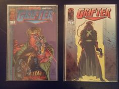 Grifter: #1 & #2 (1995, Image)