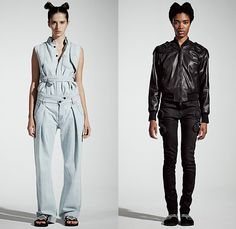 Marcelo Burlon County of Milan 2016 Spring Summer Womens Lookbook Presentation - Milano Moda Donna Collezione Milan Fashion Week Italy - Frayed Destroyed Denim Jeans Animals Eagles Wings Snakes Reptile Skin Metallic Embroidery Straps Sleeveless Bomber Jacket Leather Sheer Chiffon Mesh Onesie Jumpsuit Coveralls Wireframe Leggings Beads Motorcycle Biker Leather Vest Shorts Pantsuit Knit Crochet Cross Poncho Dress