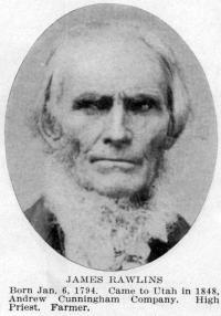 James Rawlins (1794-1874)