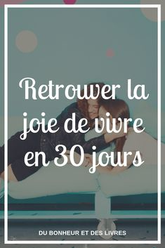 Comment retrouver la joie de vivre How to find the joy of living, when stress, dissatisfaction and aggression are part of our daily lives. Worse, when they become more and more habits of life. Attitude Positive, Positive Mindset, Positive Life, Positive Affirmations, Psychology Love, Positive Psychology, Love Your Enemies, Happy Minds, Best Self