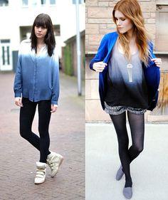 Time for Fashion » Tendencias primavera/verano 2012: Efecto degradado