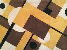 Marcel-Louis Baugniet - City, 1987 - Ideel Art #IdeelWorld #Abstraction