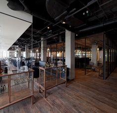 Mercato / Neri  Hu Design and Reserch Office