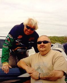 Jimmy Houston and Paul Preston