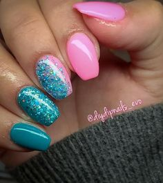 Sns Nails, Shellac, Manicures, Acrylic Nails, Heart Nail Designs, Fingernail Designs, Ombre Nail Designs, Nails Only, Love Nails