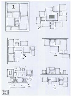 architettarte: Come appendere i quadri