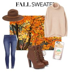 Designer Clothes, Shoes & Bags for Women Sweater Weather Outfits, Fall Sweaters, Shoe Bag, Casetify, Polyvore, Mango, Stuff To Buy, Outfit Ideas, Shopping