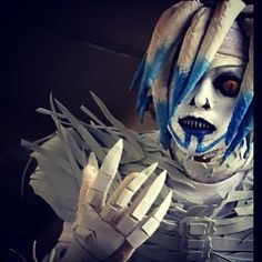 Rem from Death Note #deathnote #cosplay