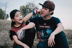 Niana and Ranz Kyle #siblinggoals #dancer #philipines