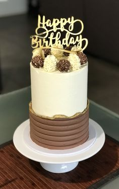 Cake Creations, Vanilla Cake, Desserts, Food, Tailgate Desserts, Deserts, Essen, Postres, Meals