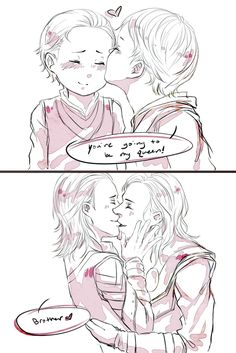 Image about loki in Thorki by Sion Echelon on We Heart It