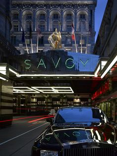 Savoy.Hoteø, London