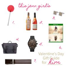 Valentine's Day 2015 Gift Guide - For Her & Him — This Jenn Girl