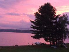 Lake Sacandaga, Northville, NY