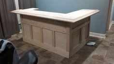 build a home made bar
