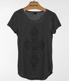'Daytrip Crochet Applique Top' #buckle #fashion www.buckle.com