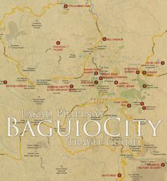 Baguio City Tourist Spot Map there is a Starbucks here! Visit Philippines, Philippines Travel, Tourist Map, Tourist Spots, Budget Travel, Travel Guide, Sagada, Tagalog Quotes, Baguio City