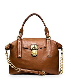 MICHAEL Michael Kors Hamilton Slouchy Satchel-,Designer handbags For Cheap,75% OFF!