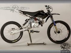 modified honda 90 dirt bike | What's a Motoped?