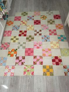 two months | dutch comfort 16 Patch Quilt, Take Me Over, Nine Patch, Quilt Top, Quilt Patterns, Dutch, How To Start A Blog, Quilts, Scrappy Quilts