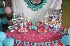 Organización y decoración de eventos. Preparamos mesas de dulces, photocalls, centros de mesa, libros de firmas, detalles hechos a mano