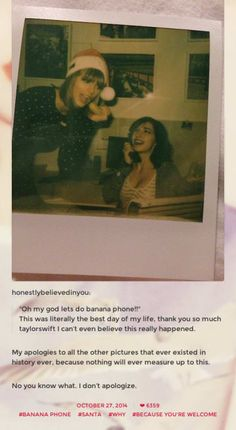 Taylor Swift's Comments To Her Fans On Tumblr Are Just Perfect