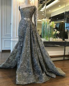 Winter wedding gowns
