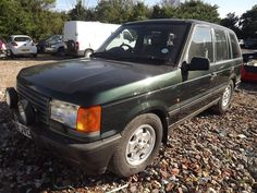 eBay: 1996 LAND ROVER RANGEROVER 2.5 DSE DAMAGED REPAIRABLE SALVAGE #carparts #carrepair