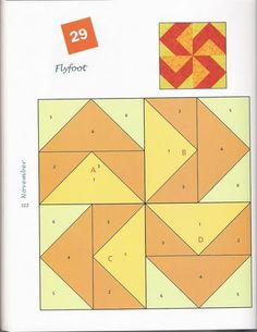 365 Foundation Quilt Blocks - christine pages - Álbuns da web do Picasa