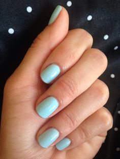 Something Blue #CSMHaveItAll #VowVoxBox http://www.sallyhansen.com/nails/nail-color/color/complete-salon-manicure™