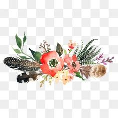 delicate floral wreath, Beautifully Garland, Flower Garlands, Garlands PNG Image and Clipart Water Paint Flowers, Painted Flowers, Watercolor Succulents, Watercolor Flowers, Planting Succulents, Succulent Plants, Succulent Wreath, Flower Garlands, Pink Flowers