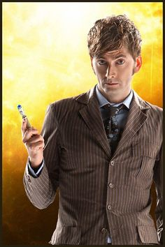 """Doctor Who"" star David Tennant's character is the best TV character of the 21st century, according to an online poll. The Tenth Doctor beats resident ""Supernatural"" angel Castiel, played by Misha Collins, by a small margin in the survey. ""Sherlock"" titular star Benedict Cumberbatch, on the other hand, is a distant third."