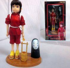 Spirited Away anime figure $25