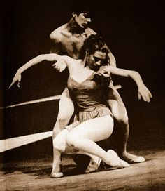 Berosiva in Cranko's Antigone Royal Ballet, Chiaroscuro, Performing Arts, Writers, Musicians, Masks, Stage, Greek, Artists
