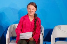 """At the climate summit in New York, Swedish climate activist Greta Thunberg gave a clear message to world leaders. """"How dare you? You have stolen my dreams Tackle World, Donald Trump, Twitter Bio, Stars News, United Nations General Assembly, Greta, Climate Action, Moral, Historia"""