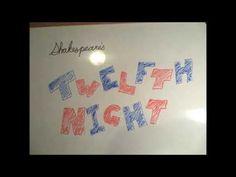 Summary of Shakespeare's Twelfth Night - YouTube