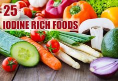 Iodine is a trace mineral required for the synthesis of thyroid hormones and functioning of the thyroid glands. Iodine, when combined with amino acid, produces thyroid hormones that play a major role in all the physiological functions. Foods With Iodine, Potassium Rich Foods, Low Fat Diets, Low Carb Diet, Healthy Menu, Healthy Recipes, Eating Healthy, Bio Siegel, Baby Food Combinations