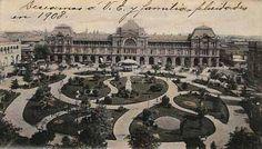 Plaza de Armas de Santiago CHILE