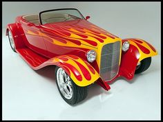 1932 Ford Boydster II Roadster 502/510 HP, 6-Speed