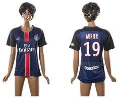 http://www.xjersey.com/201516-paris-saint-germain-19-aurier-home-women-jersey.html Only$35.00 2015-16 PARIS SAINT GERMAIN 19 AURIER HOME WOMEN JERSEY Free Shipping!