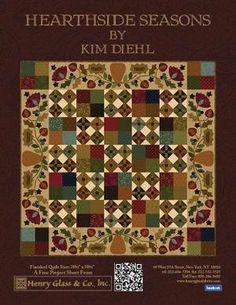 Henry Glass - Hearthside Seasons Quilt Download